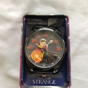 Marvel Doctor Strange Men's Analog Watch Avengers